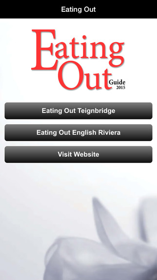 Eating Out Guide to the English Riviera and Teignbridge