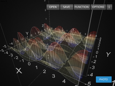 VisualMATH 4D Screenshots