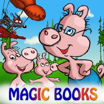 The Three Little Pigs - Collection 書籍 App LOGO-硬是要APP