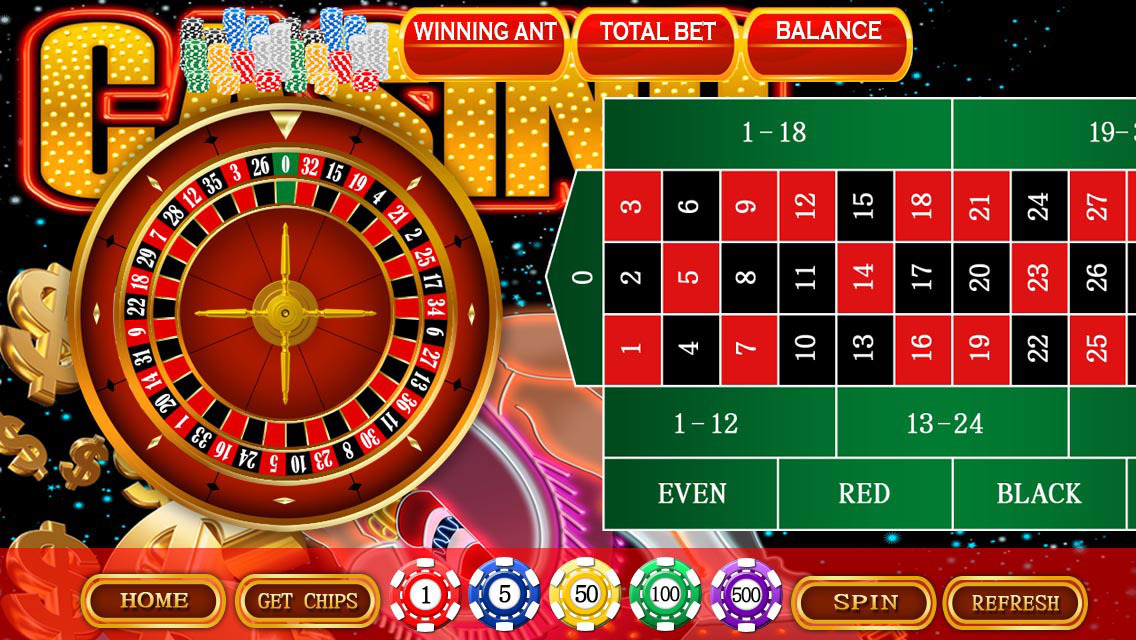 roulette game download for pc