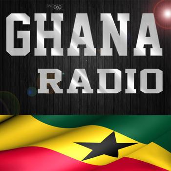 Ghana Radio Stations LOGO-APP點子