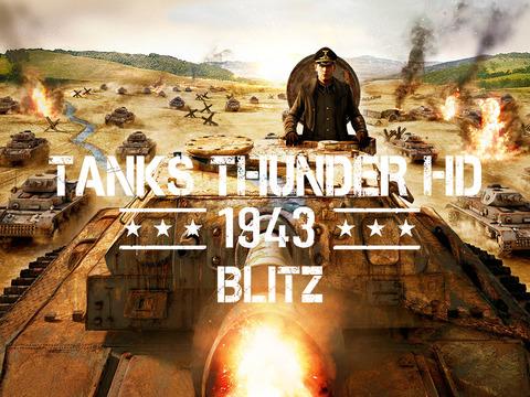 Tank Thunder HD Blitz 1943