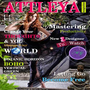 Attleya Magazine - Lifestyle Magazine to expand your horizon 生活 App LOGO-APP試玩
