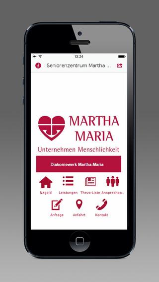 Seniorenzentrum Martha Maria