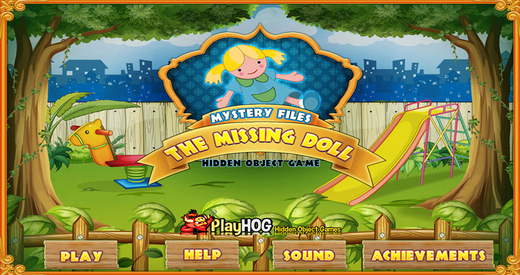 Mystery Files - The Missing Doll - Free Hidden Objects Game -