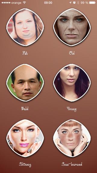 Face Transform Center
