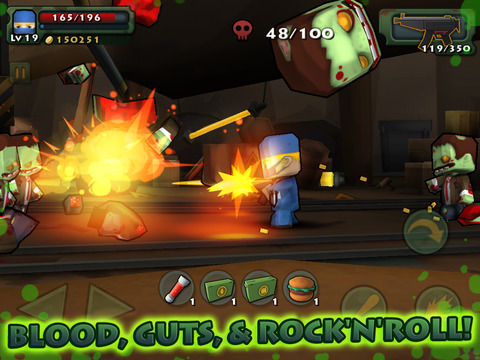 Screenshot #2 for Call of Mini™ Brawlers