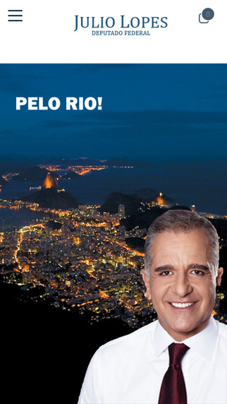 Julio Lopes - Deputado Federal
