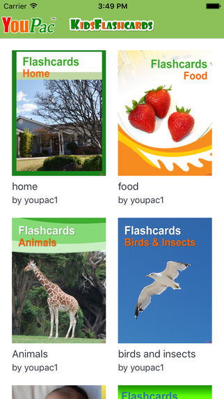 KnowleKids Flashcards