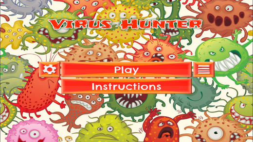 Virus Hunter - PRO - Slide Rows And Match Virus Types Super Puzzle Game