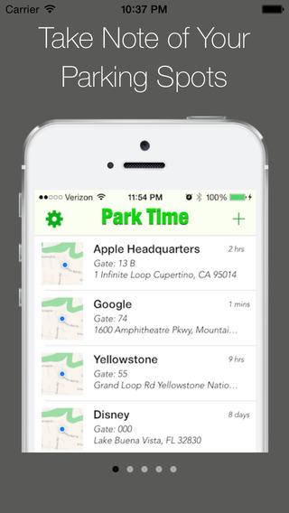 ParkTime+