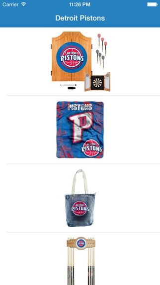 FanGear for Detroit Basketball - Shop for Pistons Apparel Accessories Memorabilia
