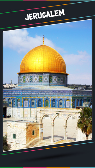 Jerusalem Offline Travel Guide
