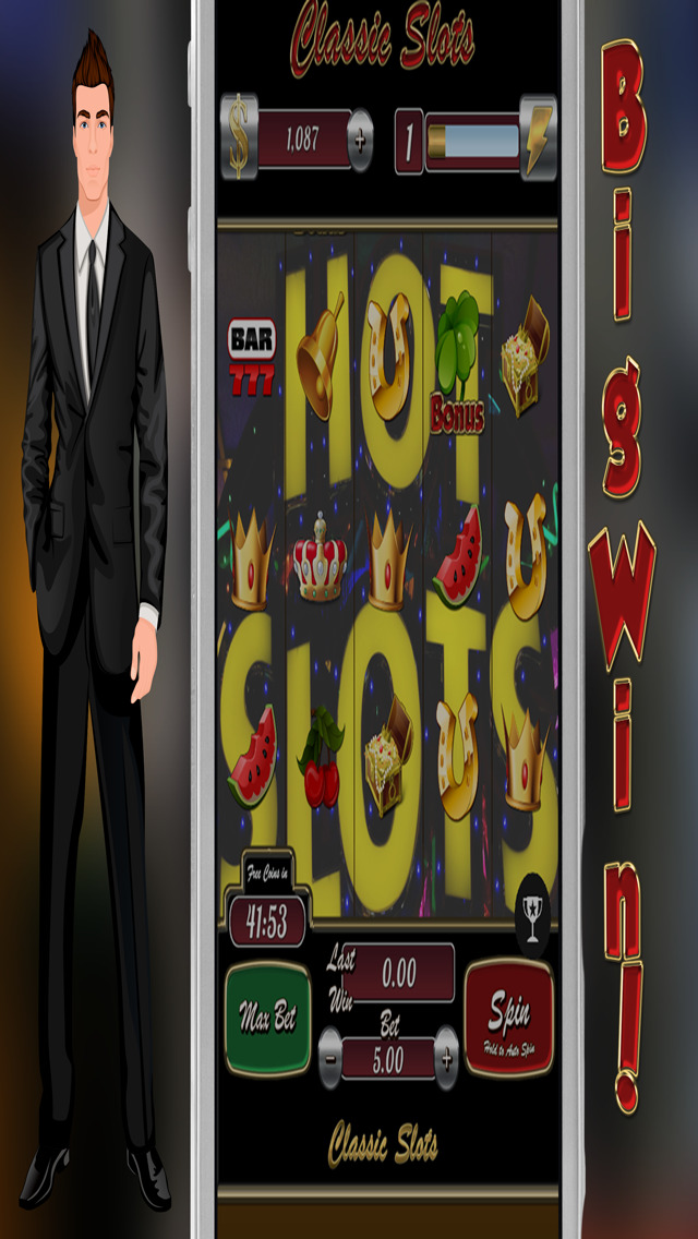 Hot 777 Slot Machine - Play Online for Free Money