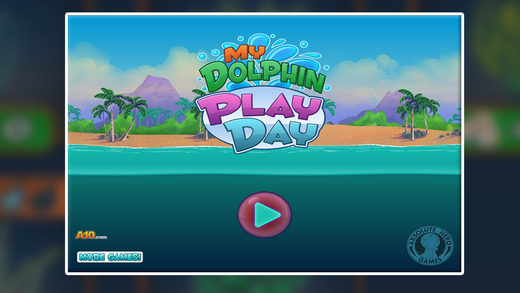 My Dolphin Play Day