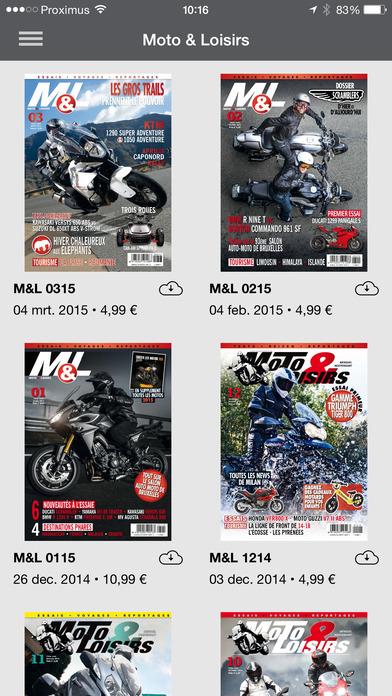 Moto Loisirs Magazine