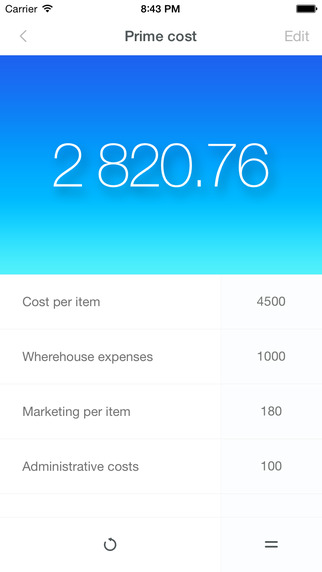 Extent - Create Custom Calculators