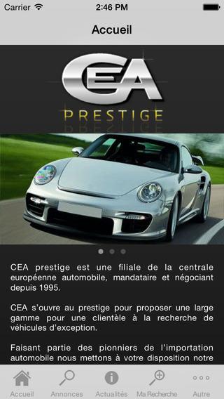 CEA Prestige