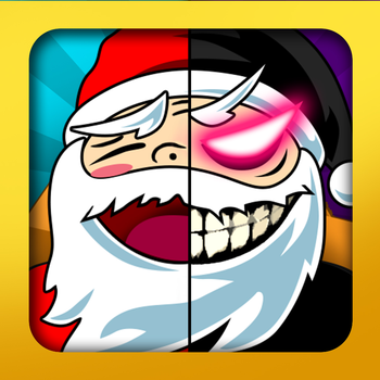 Santa Is Not Happy 遊戲 LOGO-玩APPs