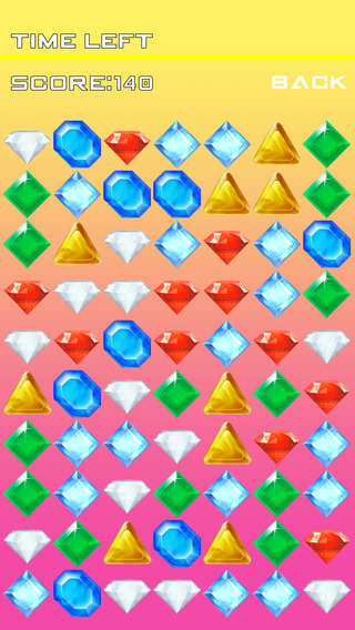 Jewelz : endless gem matching puzzle