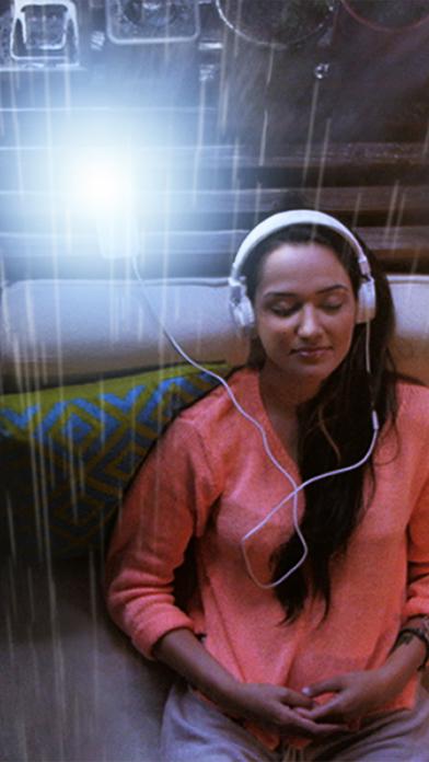 Thunderspace 5k ~ Сон Расслабьтесь Медитировать во время Гроза с дождями и океанскими Звуки Скриншоты3