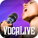 VocaLive mobile app icon