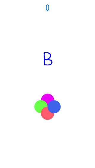 Match The Color Of The Letters