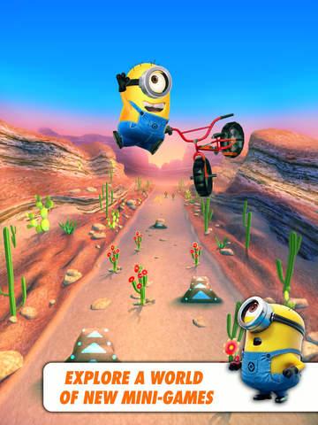 Despicable Me: Minion Rush screenshot 8