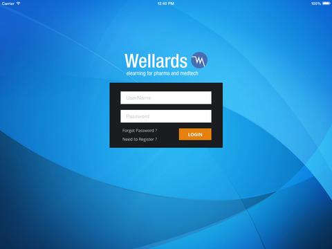 Wellards Academy for iPad
