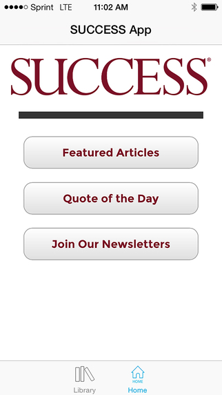 SUCCESS Magazine HD