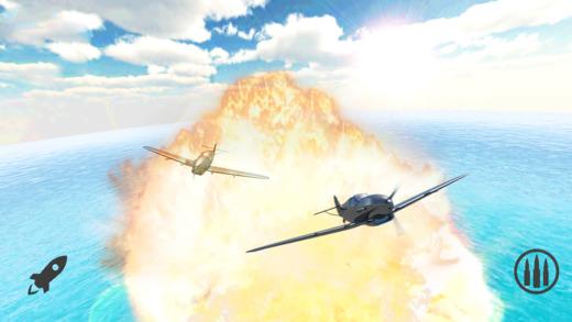 Air Strike HD - Classic 3D Sky Combat Flight Simulator Warplanes of World War II