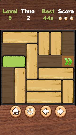Wood Escape ™