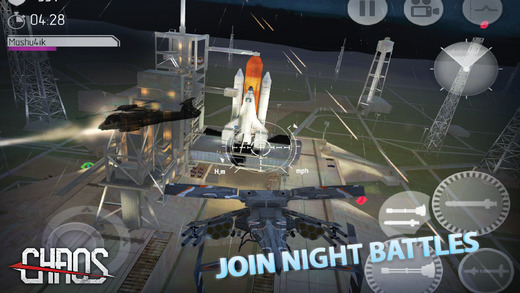 C.H.A.O.S Combat Copters HD - №1 Multiplayer Helicopter Simulator