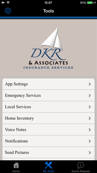 DKR Associates Insurance