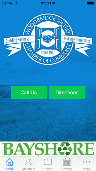 Woodbridge Metro Chamber of Commerce App