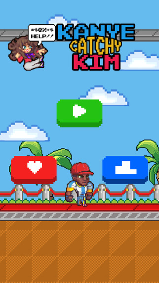 Kanye Catchy Kim