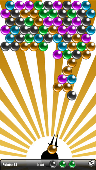 ALL-IN-1 Bubbles Gamebox iPhone Screenshot 1