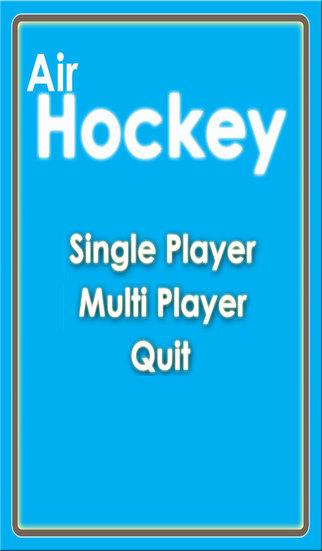 AirHockey Blue