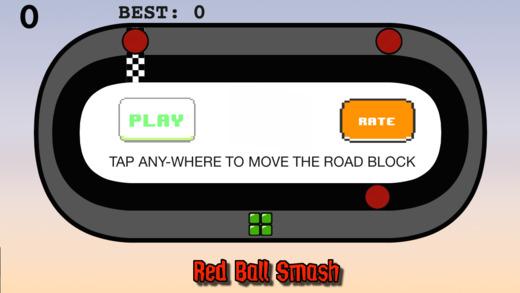 Red Ball Smash