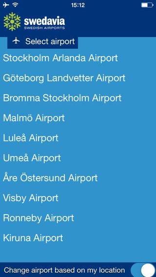 Swedavia Swedish Airports