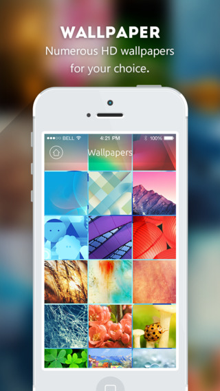 Wallpapers Backgrounds Live Maker for Your Home Screen