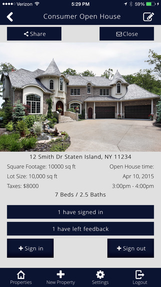 eXp Realty Open House