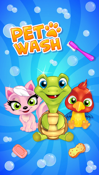 Pet Wash - Beauty Care for Baby Animals