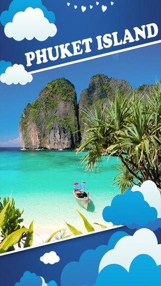 Phuket Offline Map Tourism Guide