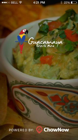 Guacamaya Fresh Mex