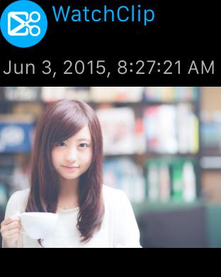 WatchClip Screenshots