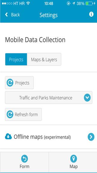 GIS Cloud Mobile Data Collection