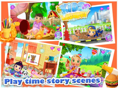 遊戲必備免費app推薦|婴儿服装童装洗衣时间 - 洗涤及干洗妈妈的小帮手線上免付費app下載|3C達人阿輝的APP