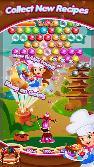 1001 spiele bubble shooter