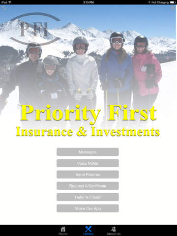 Priority First Insurance HD screenshot 2